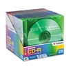 Verbatim CD-R Discs, 700MB/80min, 52x, Slim Jewel Cases