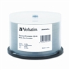 Verbatim Printable CD-R Discs, 700MB/80min, 52x, Spindl