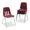 Virco 9000 Series Classroom Chair, 18 Seat Height, Win
