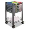 Vertiflex Sidekick File Cart, 1-Shelf, 13-3/4 x 15-1/2