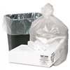 Webster Good'nTuff Waste Can Liners, 7-10 gal, 5 mic, 2