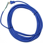 Windsor 40' Blue Ribbed SJT 18/3 Cord