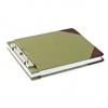 Wilson Jones Canvas Sectional Post Binder, 8-1/2 x 11,