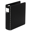 Wilson Jones Hvywt Casebound DublLock Round Ring Binder