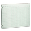 Wilson Jones Accounting Sheets, 10 Columns, 11 x 14, 10