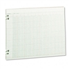 Wilson Jones Accounting Sheets, 24 Columns, 11 x 14, 10