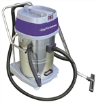 Mercury STORM 20-Gallon Wet / Dry Vac, WVC-20 Chromed Stainless Steel Tank