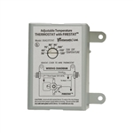 Ventamatic Replacement Thermostat- 10 Amps, Model# XXFIRESTAT