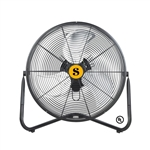 B-Air Firtana 20 18 in. Multi-Purpose High Velocity Floor Fan