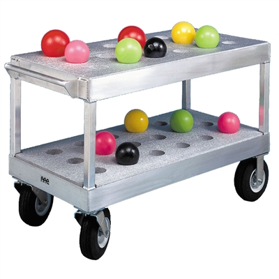 Aluminum Shotput Cart