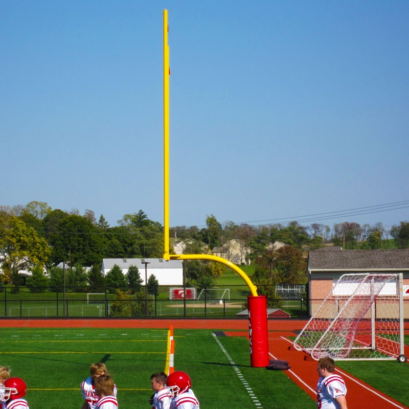 8 Offset Football Goal Post