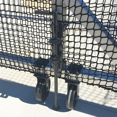 Hammer-Discus Cage Gate Locks