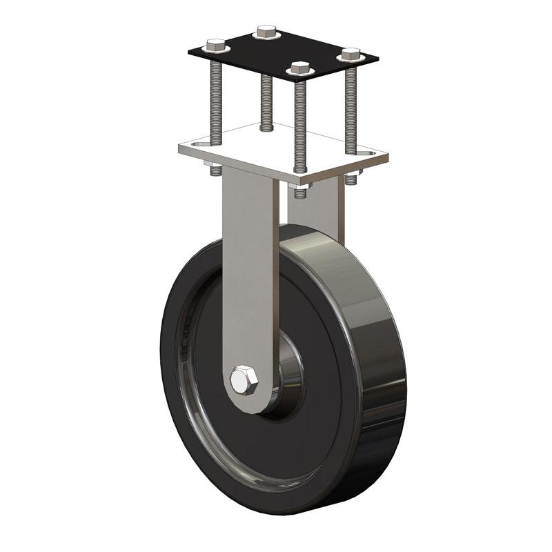 Hammer Cage Gate Wheel