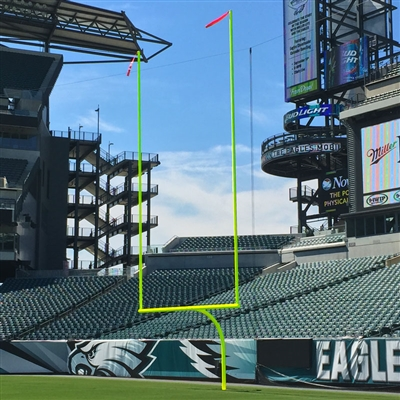 AAE's Pro Hinged Goals at Eagles' Lincoln Financial Field