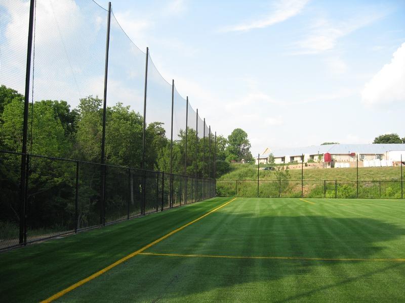 abb21c4fa60e0 20' BallStopper Sports Netting - Fence Posts