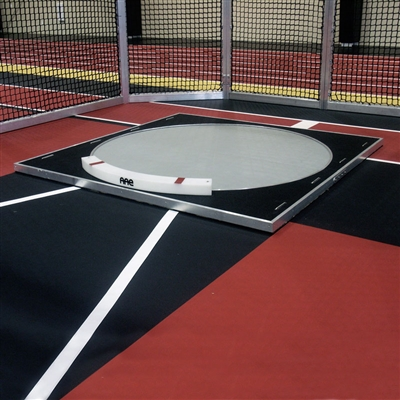 Premier Indoor Throwing Platform