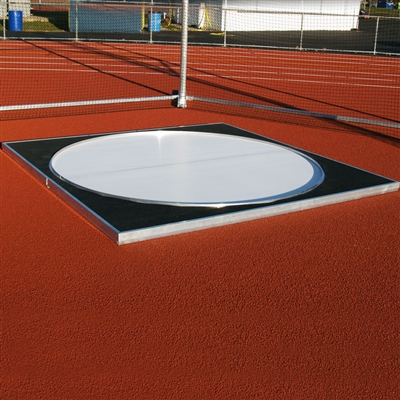 Premier Outdoor Throwing Platform