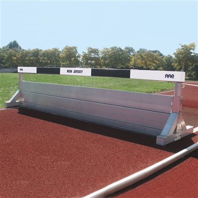 Portable Adjustable Water Jump Hurdle