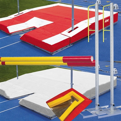 Pole Vault Pit Equipment Packages