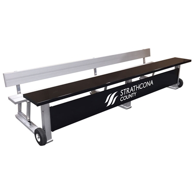 Portable Unibody 15' Scorer's Table