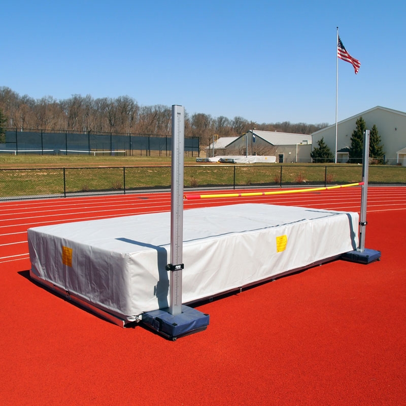 High Jump Pad Weather Cover