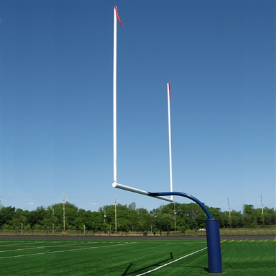 Hinged Expandable Football Goal Post