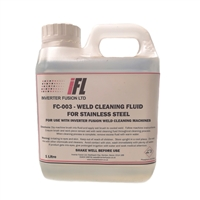 I F L Fusion Weld Clean and Polishing Fluid - 1 Litre