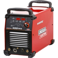 Lincoln Invertec 400 T P X D C TIG Welding Machine