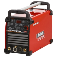 Lincoln Invertec 220 T P X D C TIG Welding Machine