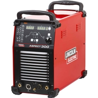 Lincoln Aspect 300 AC/DC Air Cooled Tig Welder (Package)