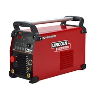 Lincoln Invertec 175 T P A C D C TIG Welding Machine