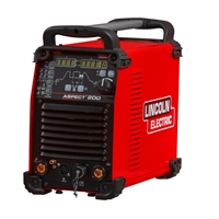 Lincoln Aspect 200 AC/DC Air Cooled Tig Welder (Package)