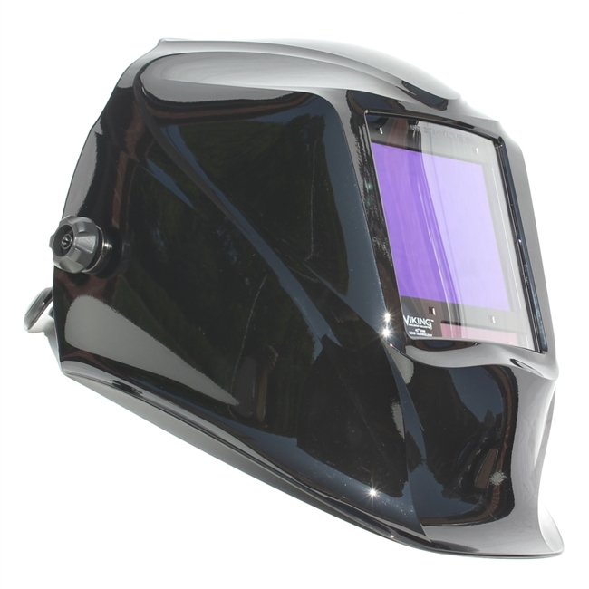 Lincoln Viking 3350 Black Auto Darkening Welding Helmet