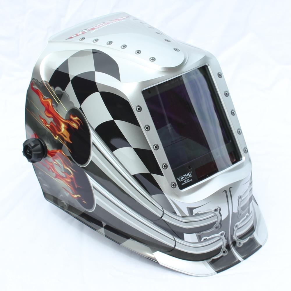 Lincoln Viking 3350 Motorhead Welding Helmet Inverter Fusion Ltd Devon