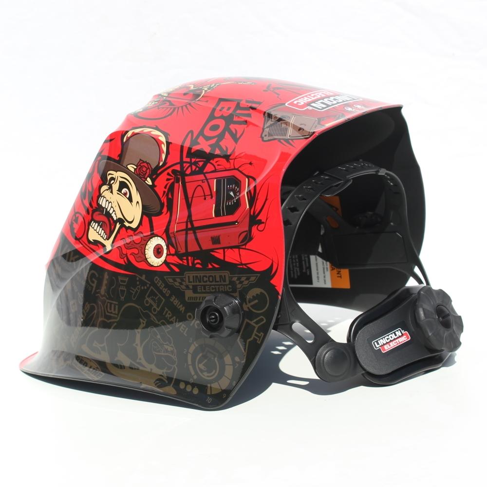 Lincoln Viking 3350 Mojo Welding Helmet Inverter Fusion Ltd Devon