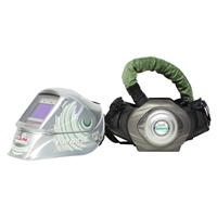 Weldline FLIPAIR & ZEPHYR Powered Air Purifying Respirator (P A P R) System