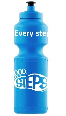10000 Steps Drink Bottle