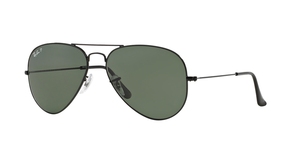 ray ban 3025 aviator large metal 002/58