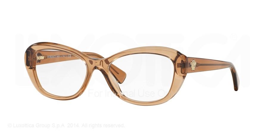 c1f98fc35d77 Versace Cat Eye Glasses 3216