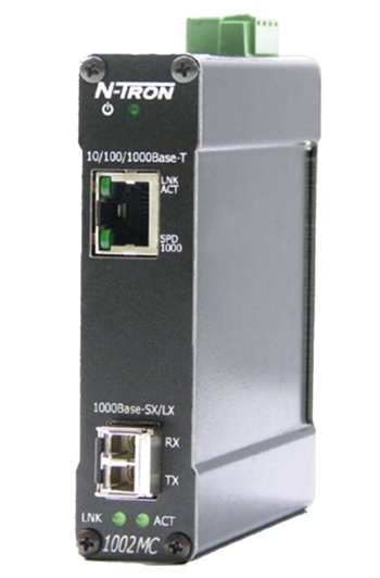 N-Tron Gigabit Media Converter