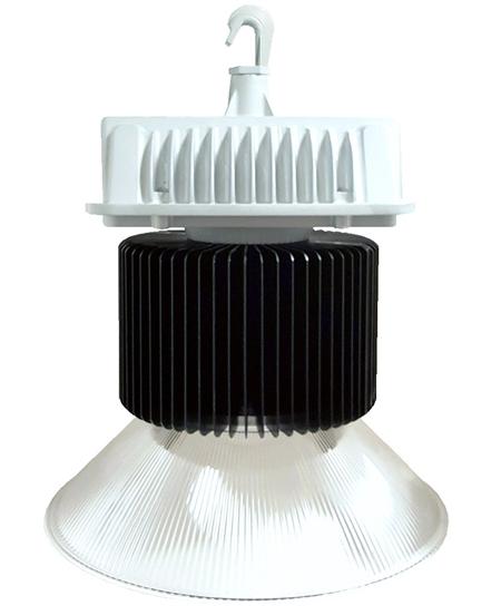 Led High Bay Prismatic Reflector: Shat-R-Shield 100LB50 LED Low Bay Light, 100W, 120-277V