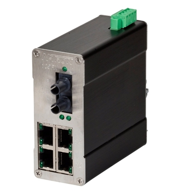 N-Tron Industrial Ethernet Switch - 105FXE-ST-15