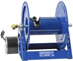 Coxreels 1125 Series 50 ft. 12V Electric Hose Reel