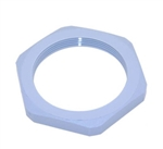 "Mencom 210PA 1"" NPT Plastic Locking Nut"