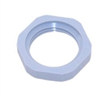 "Mencom 212PA 1/2"" NPT Plastic Locking Nut"