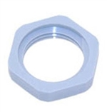 "Mencom 238PA 3/8"" NPT Plastic Locking Nut"