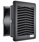 Fandis 230 Vac Black Filter Fan
