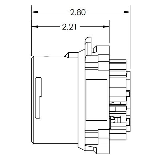 30a Plug Connector