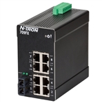 N-Tron 709FX Industrial Ethernet Switch