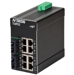 10 Port N-Tron 710FX2 Ethernet Switch